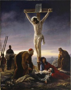Jesus Christ Crucifixion by Carl Bloch
