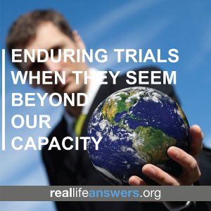 Enduring Trials(2)