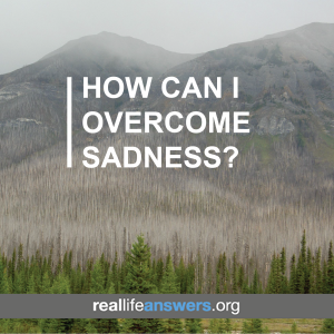 how to overcome sadness of love