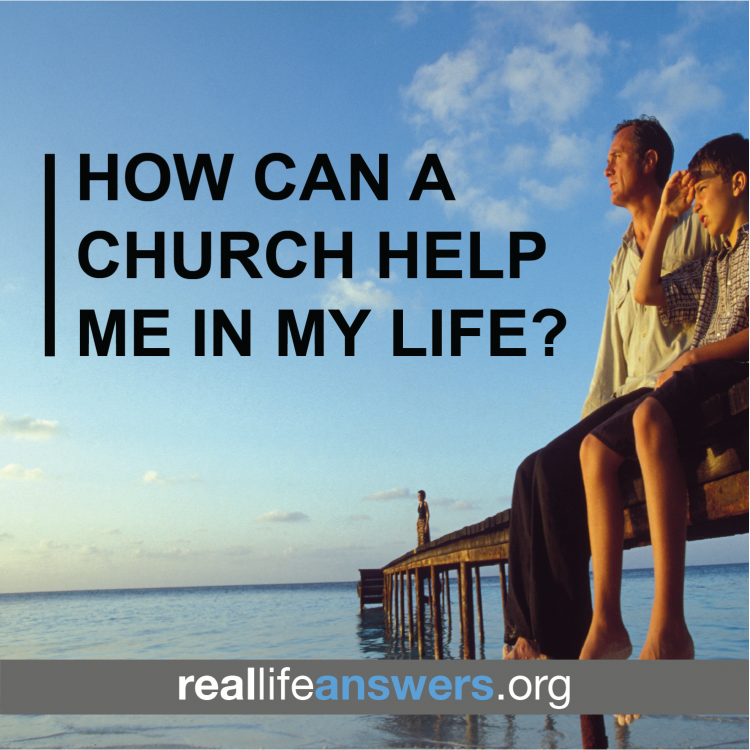 Will a church help me with money