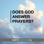 does-god-answer-prayers