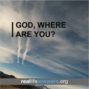 god-where-are-you